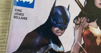 More Batman